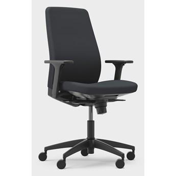 Ergonomiczny fotel biurowy Kinnarps Claro szary