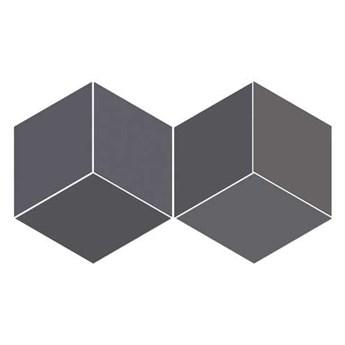 FLOW DIAMOND BLACK 14x24