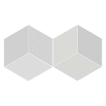 FLOW DIAMOND TAUPE 14x24