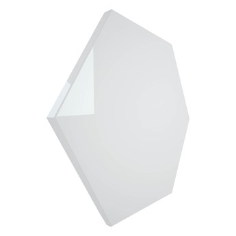 Hexa Liso Ice White Gloss 21,5x25