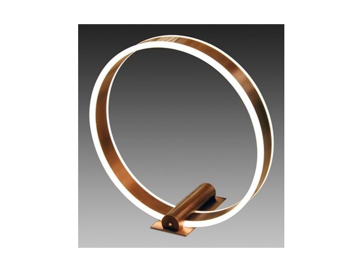MCODO :: Designerska Lampa LED Piazza ring stołowa lub podłogowa
