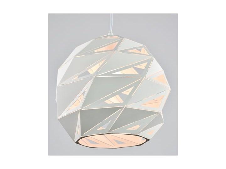 MCODO :: Ażurowa lampa wisząca BIANCA white 30cm Nowość