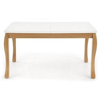 Stół do jadalni na stylowych drewnianych nogach Donovan