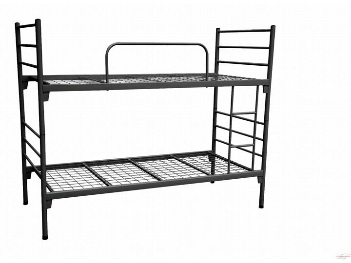 ŁÓŻKO METALOWE PIĘTROWE ROZKŁADANE 80x200 - BOSTON Kategoria Łóżka dla dzieci Łóżko piętrowe Rozmiar materaca 80x200 cm