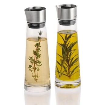 zestaw ocet i oliwa ALINJO matowy BLOMUS