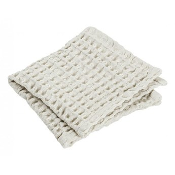 zestaw 2 ręczników 30x30 cm CARO moonbeam - bawełna BLOMUS