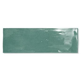 Fez Emerald Gloss 6,2x12,5 płytka ścienna