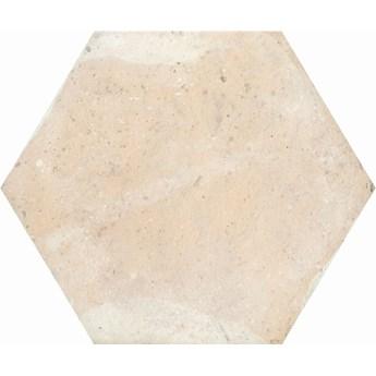 Hexa Cottage Sand 14x16 płytki heksagonalne