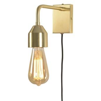 Lampa ścienna It's About RoMi MADRID/W/GO złota rozmiar S