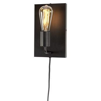 Lampa ścienna It's About RoMi MADRID/WA/B czarna rozmiar L