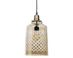 Lampa wisząca Be Pure Engrave antyczny mosiądz rozmiar L