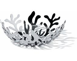 Miska na owoce Alessi Mediterraneo mała srebrna