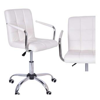 Fotel biurowy FB-RITMO białe