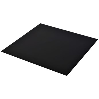 VidaXL Blat stołu ze szkła hartowanego, kwadratowy, 800 x 800 mm