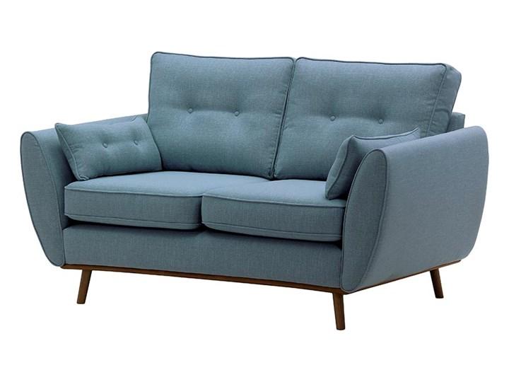 Sofa dwuosobowa Zinola Kategoria Sofy i kanapy Stała konstrukcja Nóżki Na nóżkach