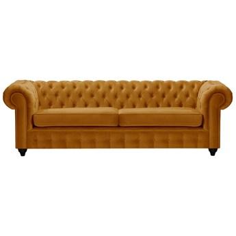 Sofa trzyosobowa Chesterfield Max