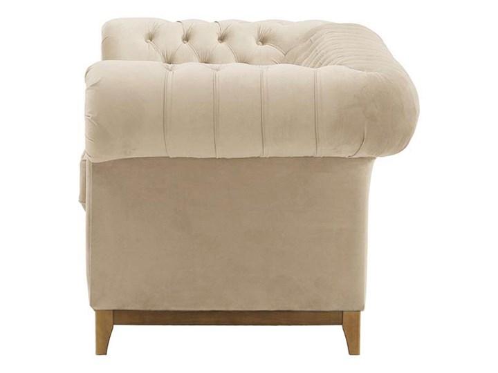 Sofa dwuosobowa Chesterfield Grand Głębokość 92 cm Szerokość 190 cm Typ Gładkie