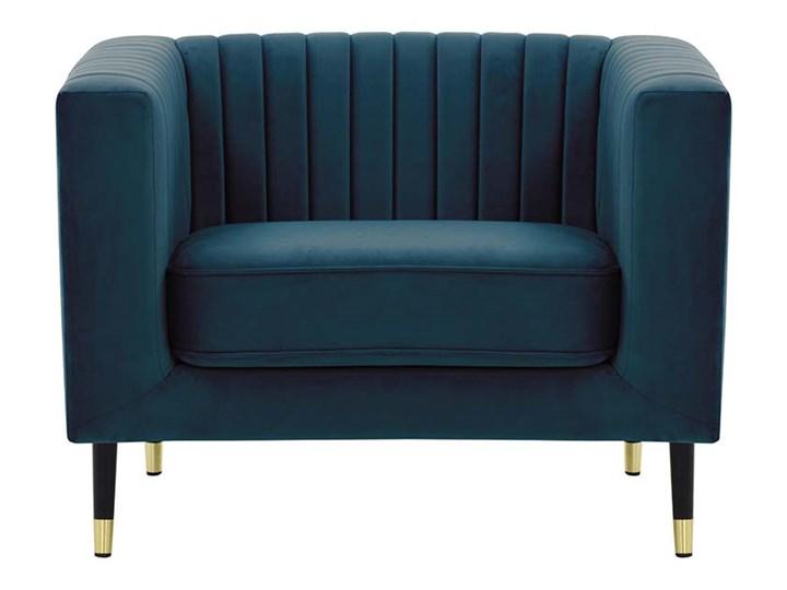 Fotel Slender Fotel tradycyjny Drewno Tkanina Kategoria Fotele do salonu
