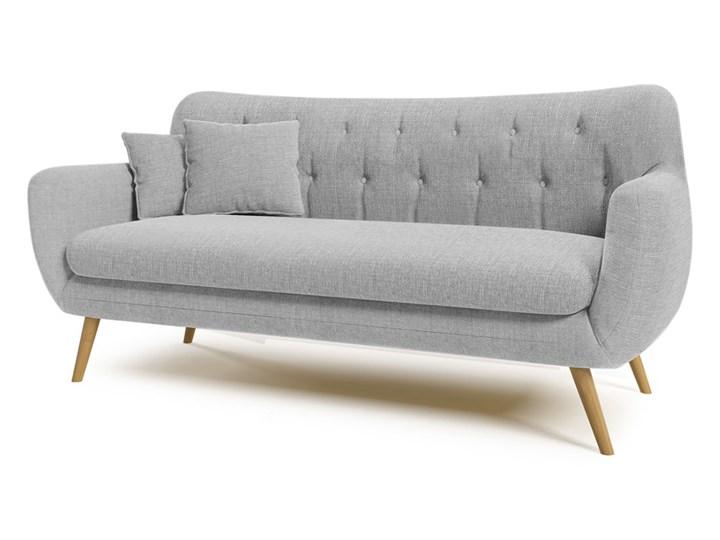 Sofa trzyosobowa Revive Stała konstrukcja Głębokość 84 cm Nóżki Na nóżkach