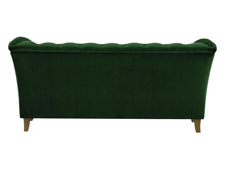 Sofa dwuosobowa Karin Chesterfield Styl Vintage