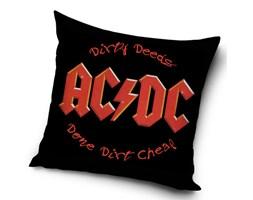 Poszewka na poduszkę AC/DC Dirty Deeds, 45 x 45 cm