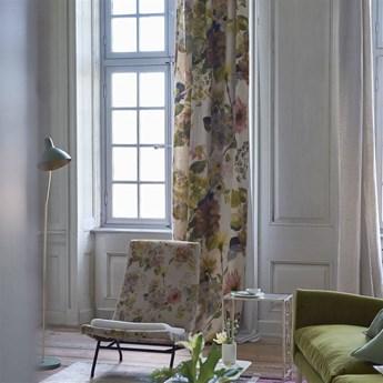Zasłona Designers Guild Palace Flower Linen