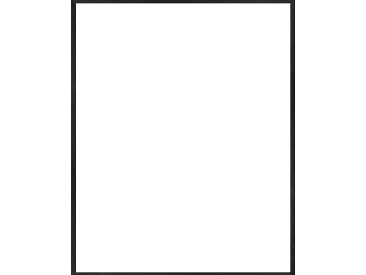 Rama Alu 10-4 - 40x50 cm - czarna