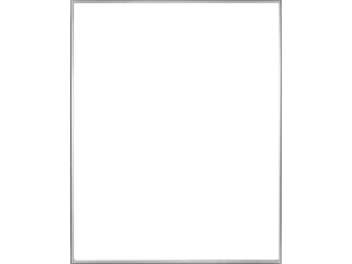 Rama Alu 10-4 - 40x50 cm - srebrna