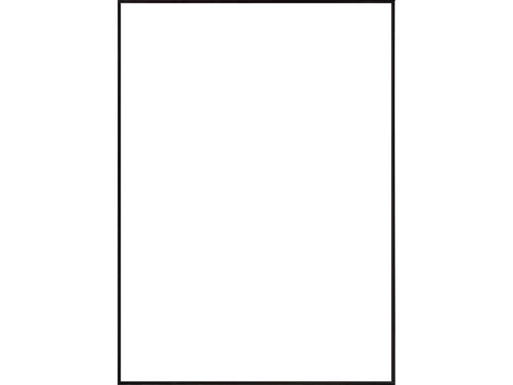 Rama Alu 10-7 - 70x100 cm - czarna