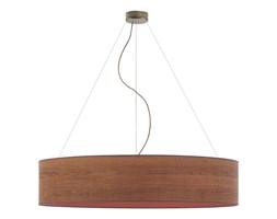 Lampa wisząca nad stół PORTO ECO fi - 100 cm - kolor kasztanowy WYSYŁKA 24H