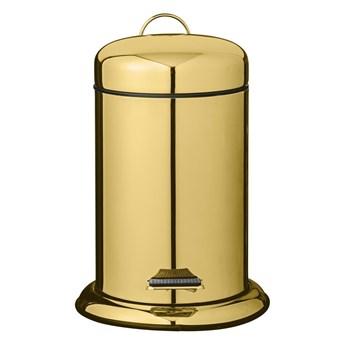 Pojemnik na śmieci Bloomingville złoty