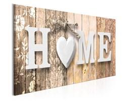 Obraz - Zapach domu (1-częściowy) beżowy szeroki