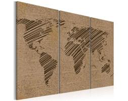 Obraz - Zapiski ze świata - tryptyk