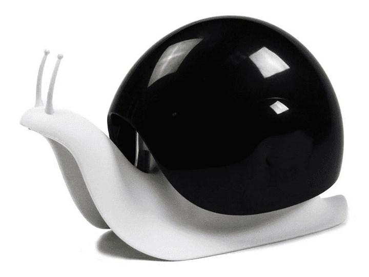 Dozownik do mydła 120ml Escar biało-czarny 10261-WH-BK kod: QL10261-WH-BK
