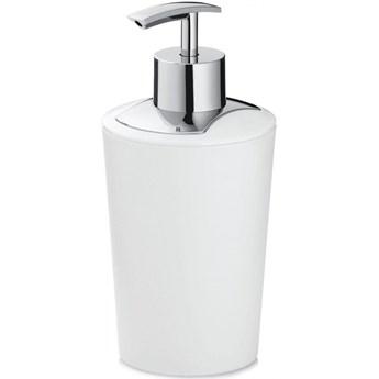 Dozownik do mydła 350ml Kela Marta biały kod: KE-24192