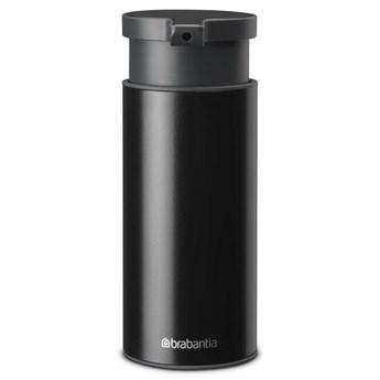Dozownik do mydła w płynie 180ml Brabantia czarny kod: 12 84 48