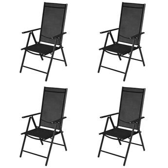 Komplet krzeseł ogrodowych Safari 4 szt.