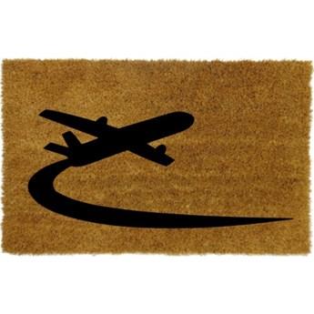 """Wycieraczka z własną grafiką """"Samolot"""""""