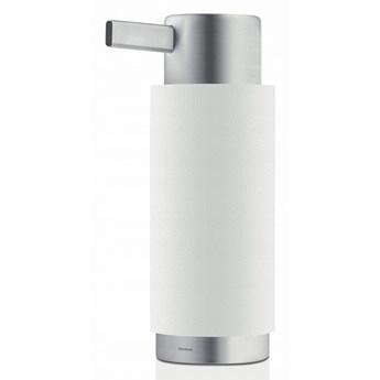 Dozownik do mydła 150ml Blomus Ara biały matowy kod: B68851