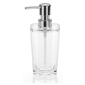 Dozownik do mydła 350ml Kela Kristall kod: KE-21902