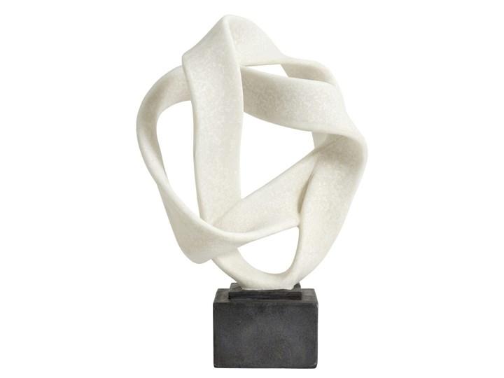 RZEŹBA DEKORACJA ROSALA NORDAL Beton Kolor Biały Tworzywo sztuczne Kategoria Figury i rzeźby