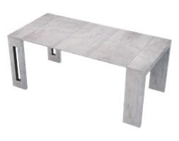 SELSEY Włoski stół rozkładany Roma beton