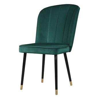 SELSEY Krzesło tapicerowane Guavra morskie
