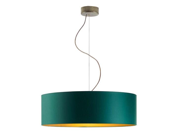 Nowoczesna lampa sufitowa HAJFA GOLD fi 60 cm WYSYŁKA 24H