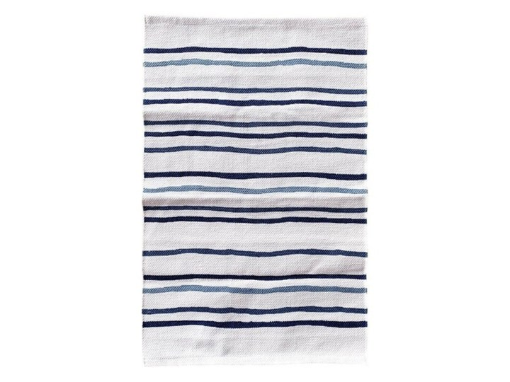 Dywanik łazienkowy Islay 50 x 80 cm Poliester 50x80 cm Bawełna Kategoria Dywaniki łazienkowe Prostokątny Kolor Biały