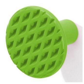 Wieszak łazienkowy ścienny PO zielony kod: P05755