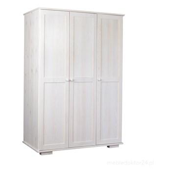 Szafa 120 Modern drewniana 3-drzwiowa