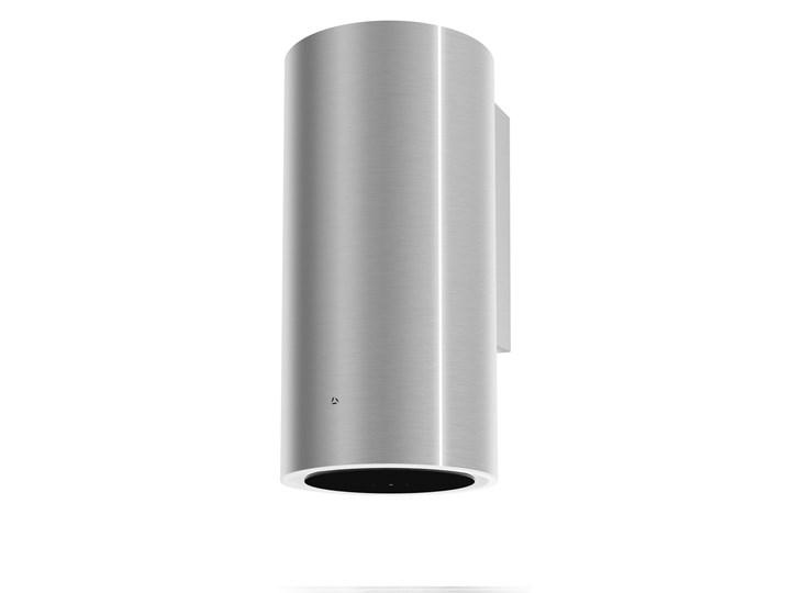 TUBUS Inox Pochłaniacz z filtrem węglowym Kolor Szary