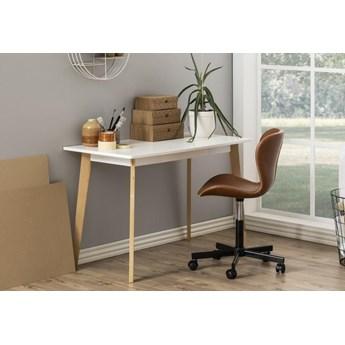 Skandynawskie biurko z szufladą Grenada