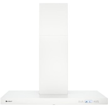 Okap GLOBALO Nomina 90.4 Sensor Biały
